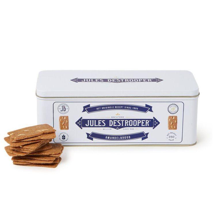 Bánh quy Jules Destrooper Almond Thins