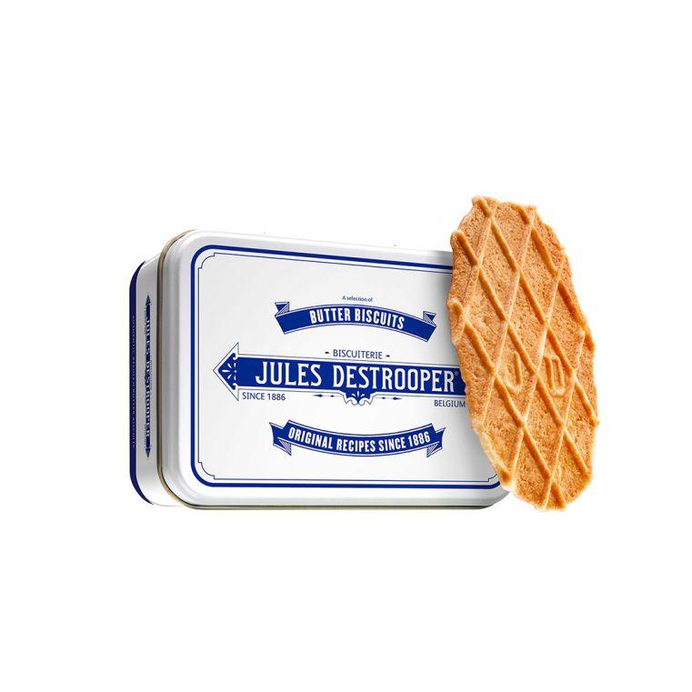 Bánh quy Jules Destrooper Butter Crisps 75gr