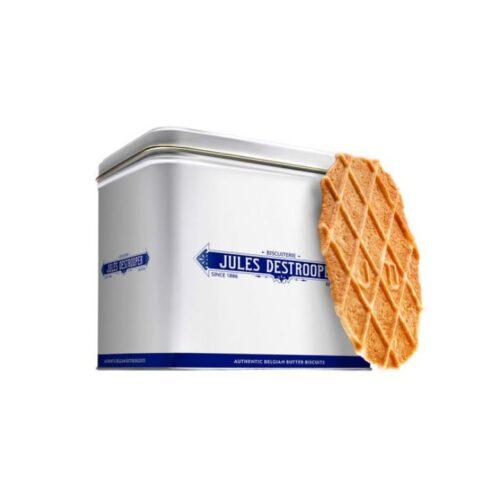 Bánh quy Jules Destrooper Butter Crisps hộp 233gr